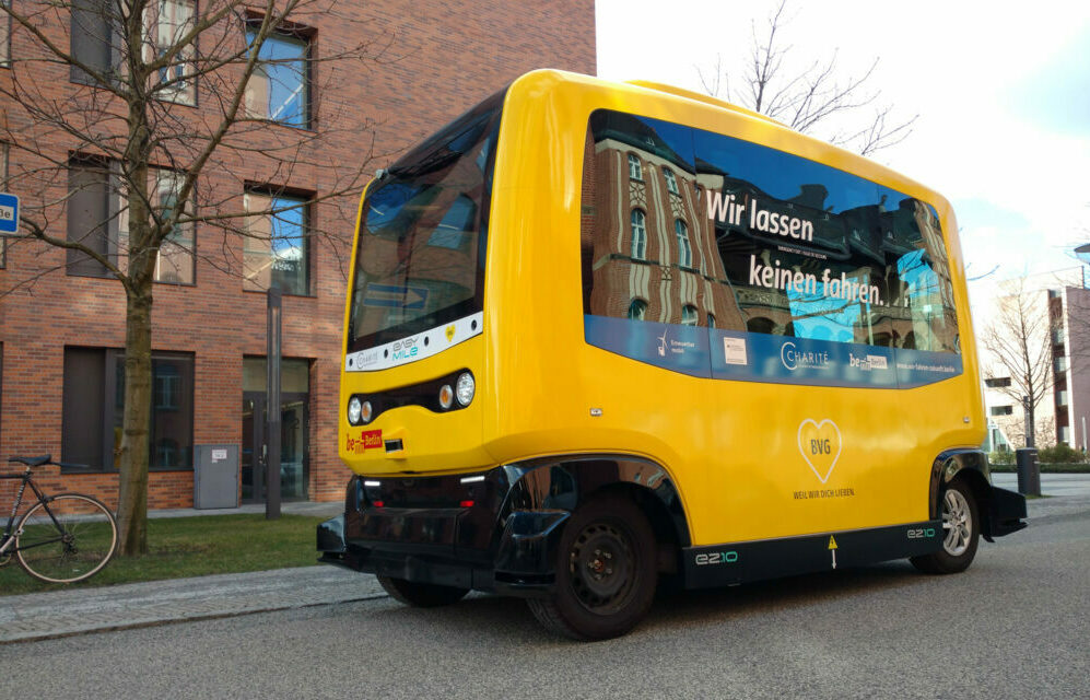 Germany adopts autonomous driving law for commercial use