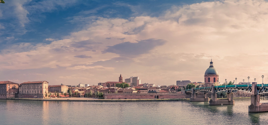 Toulouse is the fourth-largest city in France